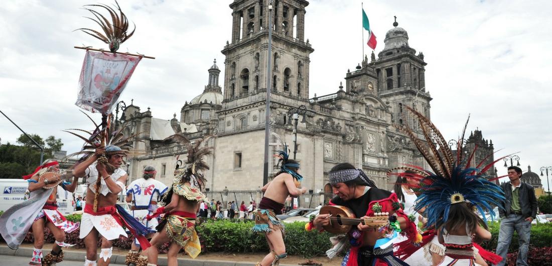 4cecd9ac3d Los bailes más populares de México