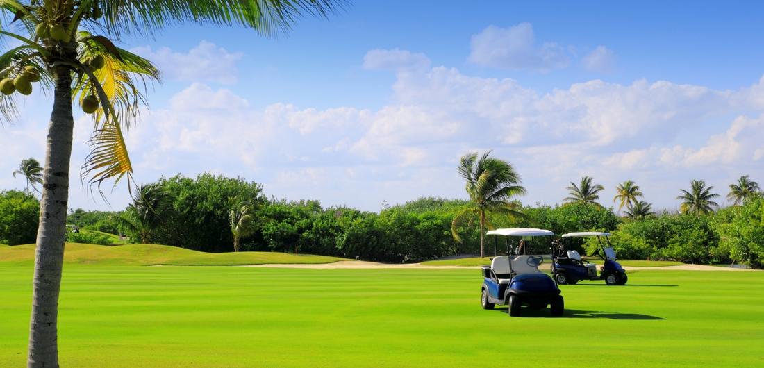 Campos de golf en Los Cabos