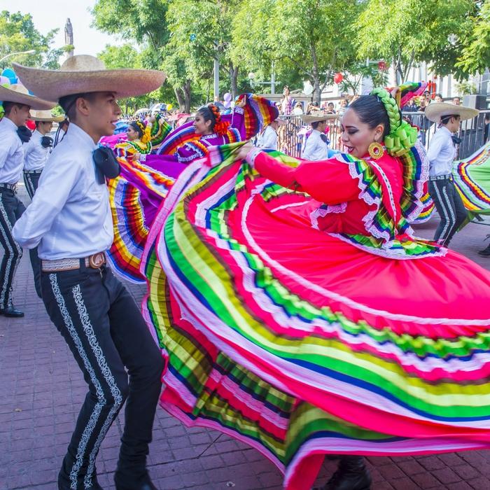 Danza del Jarabe Tapatío