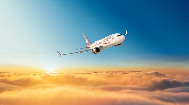 Aeronave de grupo Aeroméxico