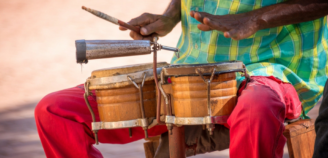 Músico Cuba