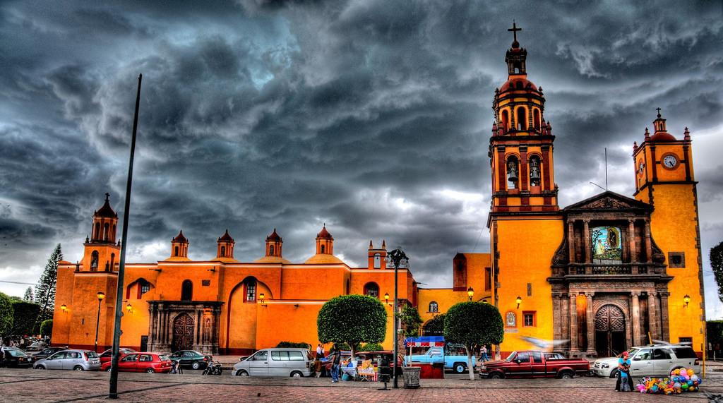 San Juan del Río Querétaro
