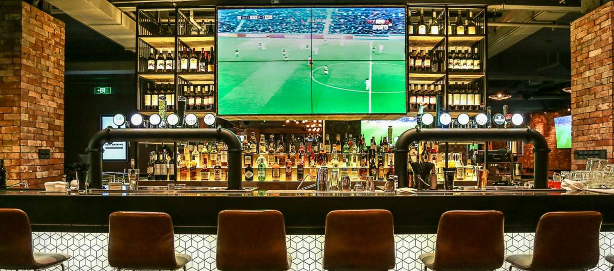 bares deportivos