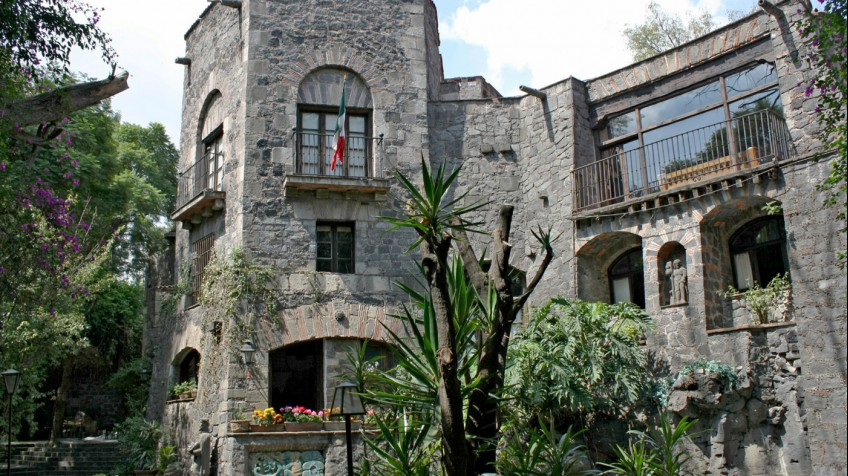 Casa Indio Fernández