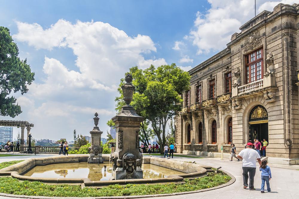 Castillo Chapultepec Ciudad de México