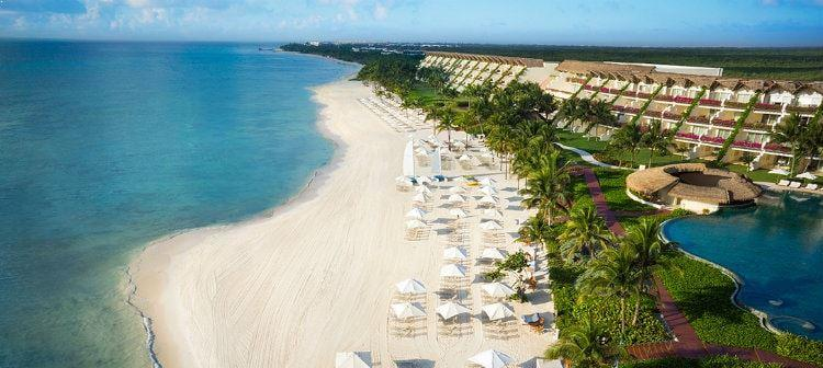 Grand velas en playa del Carmen