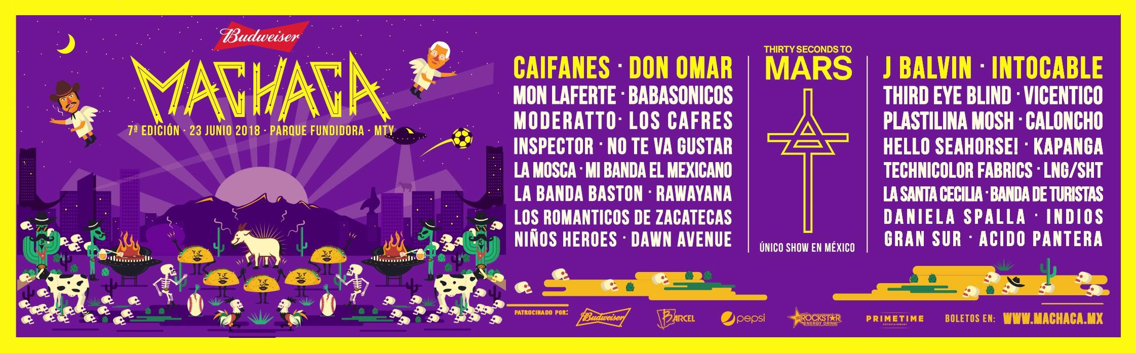 machaca festival