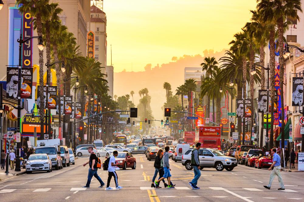 Los Angeles vuelos baratos viajacompara